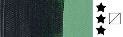 623 Sap green, farba akrylowa Talens Amsterdam, 250ml