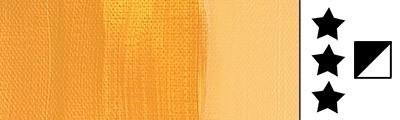 231 Gold ochre, farba akrylowa Talens Amsterdam, 250ml