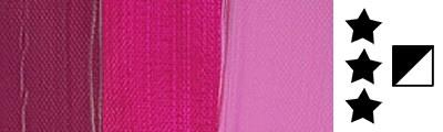 114 Quinacridone magenta, farba akrylowa Liquitex 118 ml