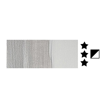 silver liquitex basics acrylic