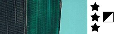 phthalocyanine green liquitex