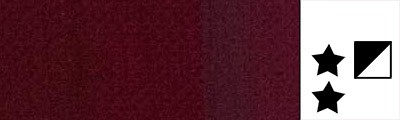253 Permanent red deep, farba akrylowa Maimeri Acrilico 75ml
