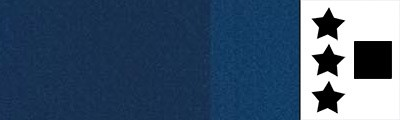 cobalt blue deep acrilico