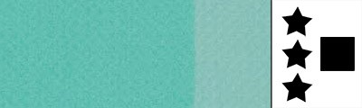 turquoise green maimeri acrilico