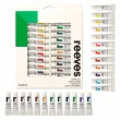 acrylic paint reeves set