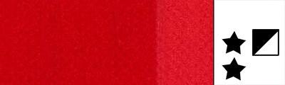 permanent red medium acrilico