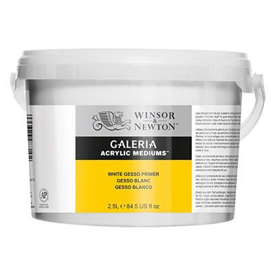 Gesso Galeria, Winsor & Newton 2500 ml