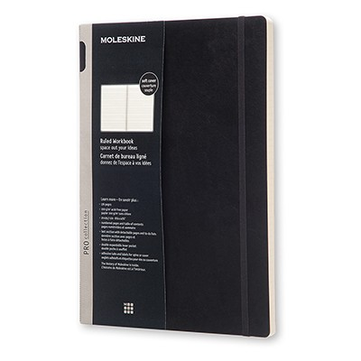 Workbook Moleskine notebook