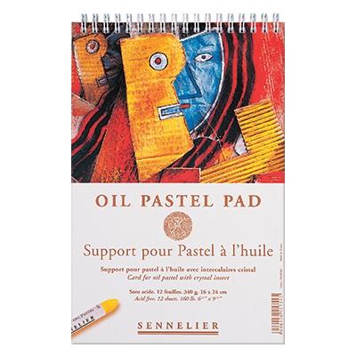 Blok do pasteli olejnych Sennelier, 30 x 40 cm