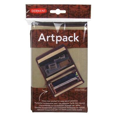 Artpack - piórnik plenerowy, Derwent