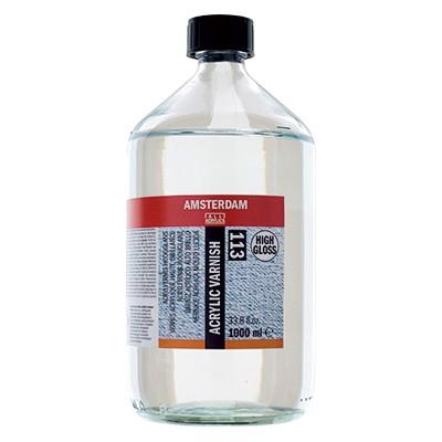 113 Werniks wysoki połysk Talens, 1000 ml