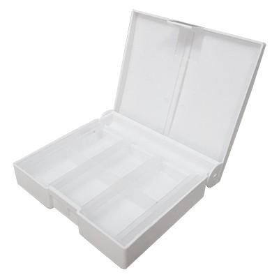 Puste pudełko na 12 akwareli Białe Noce