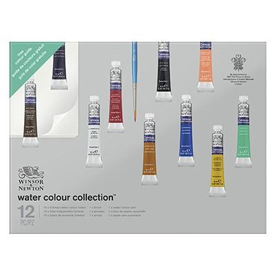 Zestaw farb akwarelowych Cotman
