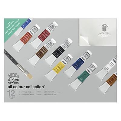 Zestaw farb olejnych Winton Winsor & Newton