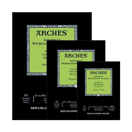 Blok akwarelowych Arches