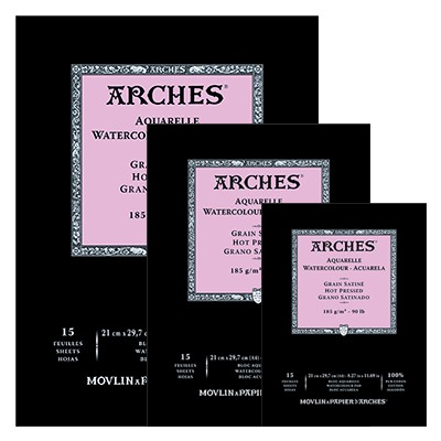 blok arches hot pressed