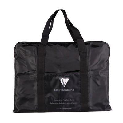 Nylonowa torba portfolio Clairefontaine 59 x 75 cm