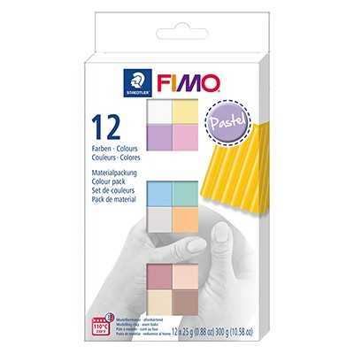 fimo soft effect pastel
