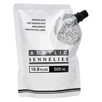 Pasta modelująca, Sennelier, 500 ml