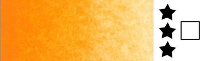 640 Red orange, farba akwarelowa L'Aquarelle, tuba 10ml