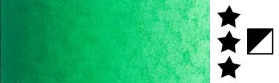 823 Cadmium green light, farba akwarelowa L'Aquarelle, tuba 10ml