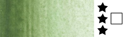 213 Green earth, farba akwarelowa L'Aquarelle, tuba 10ml