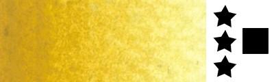 254 Light yellow ochre, farba akwarelowa L'Aquarelle, tuba 10ml
