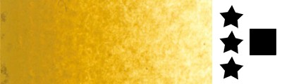 252 Yellow ochre, farba akwarelowa L'Aquarelle, tuba 10ml