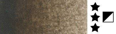 440 Warm sepia, farba akwarelowa L'Aquarelle, tuba 10ml