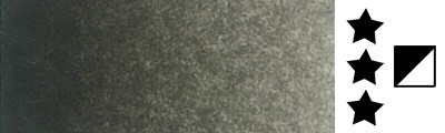 443 Raw sepia, farba akwarelowa L'Aquarelle, tuba 10ml