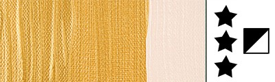 803 Deep gold, farba akrylowa Talens Amsterdam, 250ml
