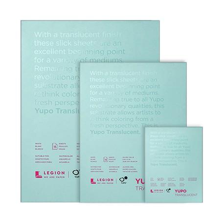 Blok Yupo Translucent Pad