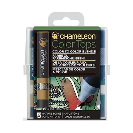 Color Tops Chameleon