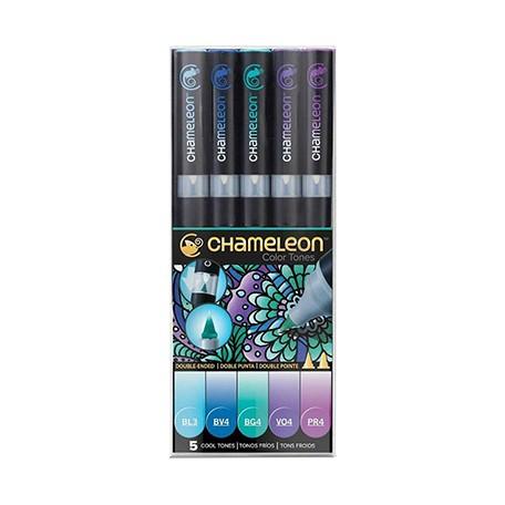 zestaw markerów tonalnych Chameleon