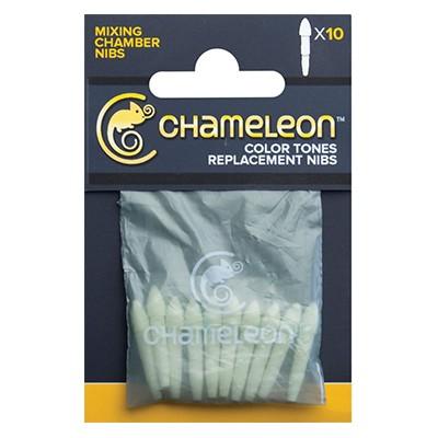 Chamber nibs chameleon