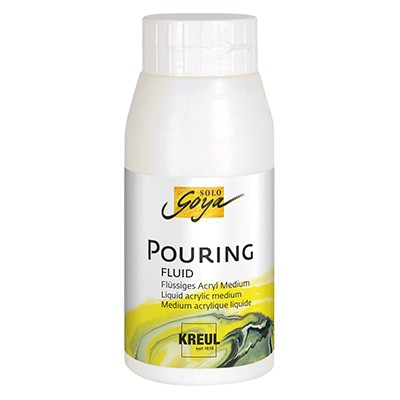 Pouring medium, Kreul, 750 ml