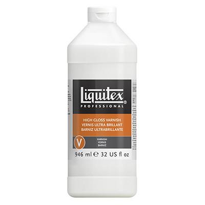 Werniks błyszczący - high gloss do farb akrylowych, Liquitex 946