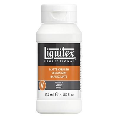 Werniks matowy do farb akrylowych, Liquitex 118ml