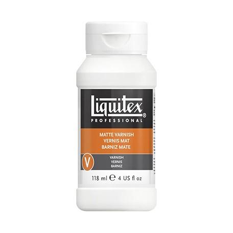 matowy werniks akrylowy liquitex