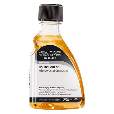 Liquin light gel W&N