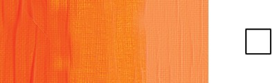 982 Fluo orange, farba akrylowa Liquitex 118 ml