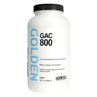 gac 800 golden pouring
