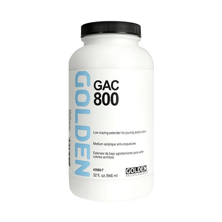gac 800 golden pouring