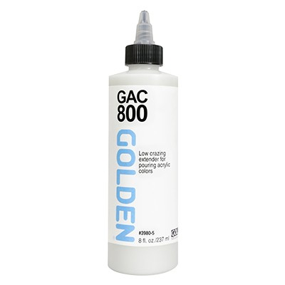 Gac 800, medium do pouringu Golden 237 ml