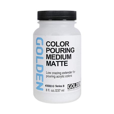 Color Pouring Medium Matte