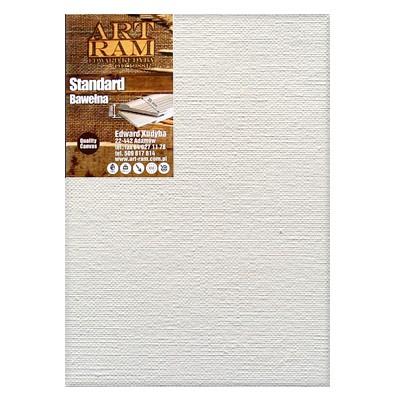 50 x 70 cm, podobrazie bawełniane Standard