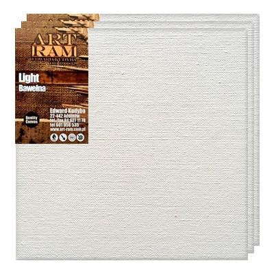 30 x 30 cm, podobrazie bawełniane Light 2+1
