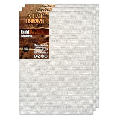 50 x 70 cm, podobrazie bawełniane Light 2+1