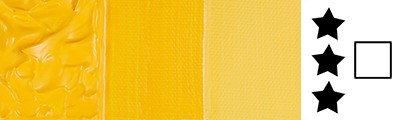 541 Cad. yellow medium hue, farba akrylowa Abstract Sennelier 12
