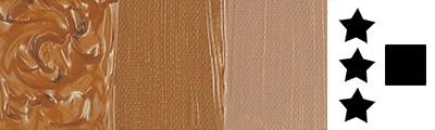 208 Raw sienna, farba akrylowa Abstract Sennelier 120ml
